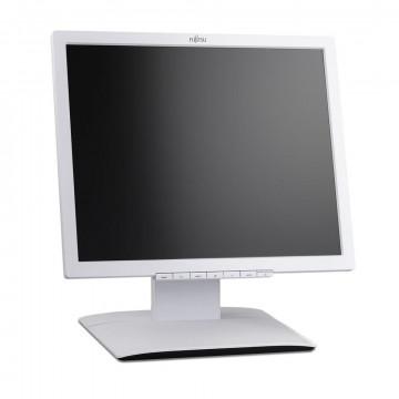 Monitor Fujitsu Siemens B19-7 LED IPS, 19 Inch, 1280 x 1024, VGA, DVI, Monitoare Second Hand