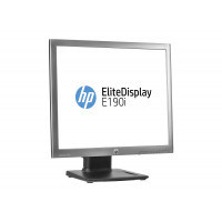 Monitor HP EliteDisplay E190i, 19 Inch IPS LED, 1280 x 1024, VGA, DVI, DisplayPort, USB