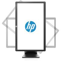 Monitor HP E201, 20 Inch LED, 1600 x 900, VGA, DVI, DisplayPort, Grad A-