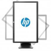 Monitor LED HP E201, 20 inch, 5 ms, VGA, DVI Monitoare Second Hand