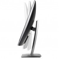 Monitor HP EliteDisplay E240C LED IPS Full HD, 24 Inch, VGA, HDMI, USB, Webcam