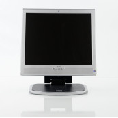 Monitor HP 1730 LCD, 17 Inch, 1280 x 1024, VGA, Boxe Integrate, Second Hand Monitoare Second Hand