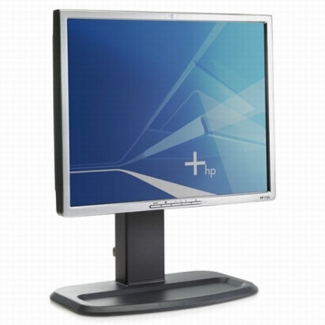 Monitor LCD HP L1755, 17 inch, 1280 x 1024 dpi, VGA, DVI Monitoare Refurbished