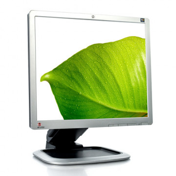 Monitor HP L1950G 19 inch, LCD, 1280 x 1024, HD, DVI, VGA, USB, Second Hand Monitoare Second Hand