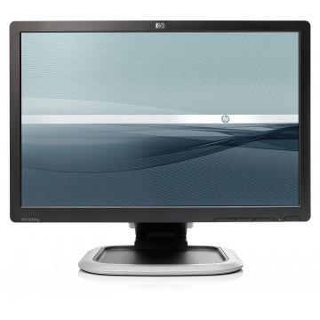 Monitor HP L2245W, 22 Inch LCD, 1680 x 1050, VGA, DVI Monitoare Second Hand