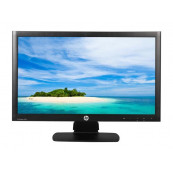 Monitor HP ProDisplay P221 LED Full HD, 22 Inch, 5ms, VGA, DVI, Grad A-, Fara picior, Second Hand Monitoare cu Pret Redus