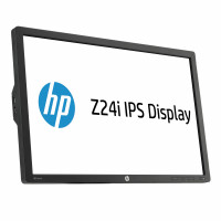 Monitor HP Z24i, 24 Inch, 1920 x 1200 IPS LED, VGA, DVI, DisplayPort, USB, Fara Picior