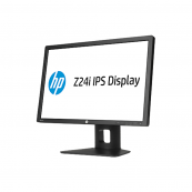 Monitor HP LA2405wg, IPS, 24 inch, 1920 x 1200, VGA, DVI, Display Port, 4 Porturi USB, Widescreen, Full HD, Second Hand Monitoare Second Hand