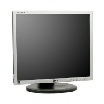 Monitor LED LG E1910, 1280 x 1024, 19 inch, VGA Monitoare Second Hand