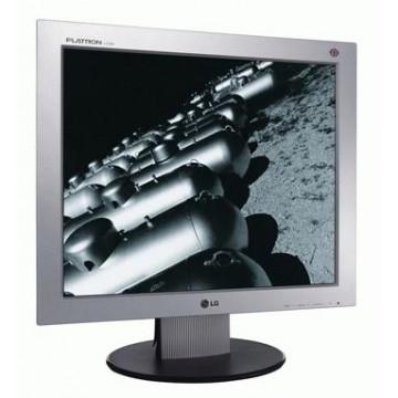 Monitor LG L1930SQ, 19 Inch LCD, 1280 x 1024, VGA, Second Hand Monitoare Second Hand
