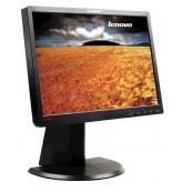 Monitor Lenovo ThinkVision L1940p LCD, 19 Inch, 1440 x 900, VGA, DVI Monitoare Second Hand