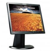 Monitor LENOVO 9417-HH2, 17 Inch LCD, 1280 x 1024, VGA, Second Hand Monitoare Second Hand