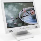 Monitor NEC AccuSync LCD51VM LCD, 15 Inch, 1024 x 768, VGA, Boxe integrate, Grad B, Second Hand Monitoare cu Pret Redus