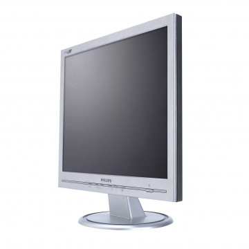 Monitor PHILIPS 170S LCD, 17 Inch, 1280 x 1024, VGA, Second Hand Monitoare Second Hand