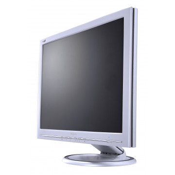 Monitor Philips 190B4 LCD, 19 Inch, 1280 x 1024, VGA, DVI, 16.7 milioane de culori, Second Hand Monitoare Second Hand