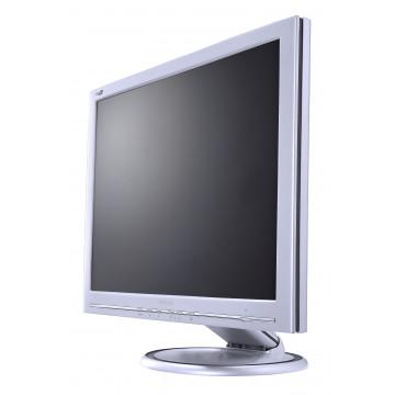 Monitor Philips 190B5 LCD, 19 inch, 1280 x 1024, VGA, DVI, 16.7 milioane de culori, Second Hand Monitoare Second Hand