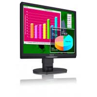 Monitor Philips 19B1 LCD, 19 Inch, 1280 x 1024, 5 ms, 16.7 milioane, VGA, DVI