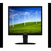 Monitor PHILIPS 190S, LCD, 19 inch, 1280 x 1024, VGA, DVI, Grad A-, Second Hand Monitoare cu Pret Redus