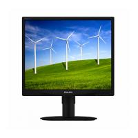 Monitor PHILIPS 190S5, LCD, 19 inch, 1280 x 1024, VGA, DVI, Fara picior