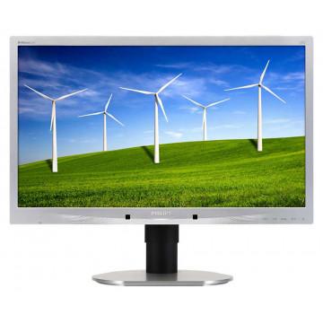 Monitor LED Philips 220B4LPCS, 22 inch, 1680 x 1050, VGA, DVI, Audio, USB, Second Hand Monitoare Second Hand