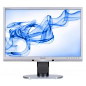 Monitor Philips 225B, 22 Inch, 1680 x 1050, DVI, VGA, Boxe integrate, Second Hand Monitoare Second Hand