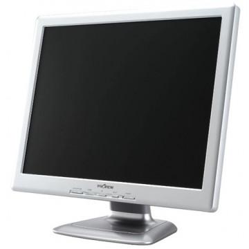 Monitor Proview UK713 LCD, 17 Inch, 1280 x 1024, VGA, Grad A-, Second Hand Monitoare Second Hand