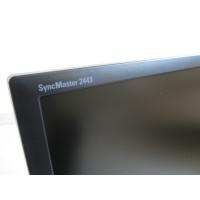 Monitor LCD Samsung 2443BW, 24 Inch, 1920 x 1200, VGA, DVI