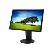 Monitor LCD Samsung 2443BW, 24 Inch, 1920 x 1200, VGA, DVI, Second Hand Monitoare Second Hand