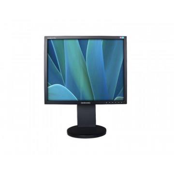Monitor SAMSUNG SyncMaster 940BX LCD, 19 Inch, 1280 x 1024, VGA, DVI, Second Hand Monitoare Second Hand