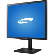 Monitor SAMSUNG P1980ER LCD 19 inch, 1280 x 1024, VGA, DVI, Second Hand Monitoare Second Hand