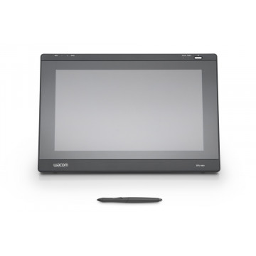Display Interactiv cu Stylus, Wacom DTU-1631, Tehnologie EMR, 15.6 Inch, 1366 x 768, DVI, USB, Second Hand Monitoare Second Hand