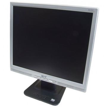 Monitor Acer AL1717, 17 Inch LCD, 1280 x 1024, VGA, Second Hand Monitoare Second Hand
