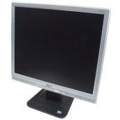 Monitor Acer AL1717, 17 Inch LCD, 1280 x 1024, VGA, Grad B, Second Hand Monitoare cu Pret Redus