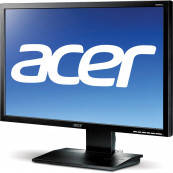 Monitor ACER B233HL, 23 Inch Full HD LCD, VGA, DVI, Second Hand Monitoare Second Hand