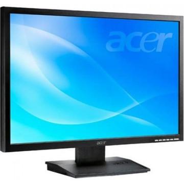 Monitor ACER V223HQ, 21.5 Inch, LCD, 1920 x 1080, VGA, Widescreen, Second Hand Monitoare Second Hand