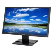 Monitor LCD Acer V246HL, 24 Inch, 1920 x 1080, DVI, VGA, Grad A-, Second Hand Monitoare cu Pret Redus