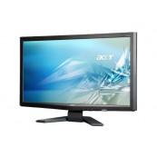 Monitor Acer X243HQ, 24 Inch LCD, 1920 x 1080, VGA, DVI, 16.7 milioane culori, Second Hand Monitoare Second Hand