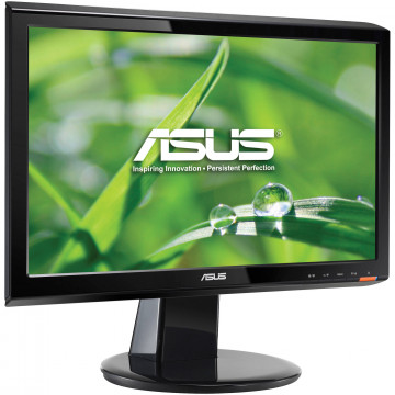 Monitor LCD Asus VH192D 18.5 Inch, 1366 x 768, VGA, Second Hand Monitoare Second Hand