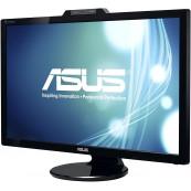 Monitor Asus VK278, 27 Inch Full HD LED, VGA, DVI, HDMI, Display Port, USB, Webcam, Boxe Integrate, Grad B, Second Hand Monitoare cu Pret Redus