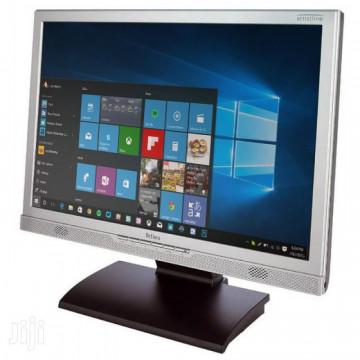 Monitor BELINEA BB10001, 22 Inch LCD, 1680 x 1050, VGA, Boxe Integrate, Second Hand Monitoare Second Hand