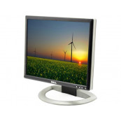 Monitor Dell E1704FP LCD, 17 Inch, 1280 x 1024, DVI, Second Hand Monitoare Second Hand
