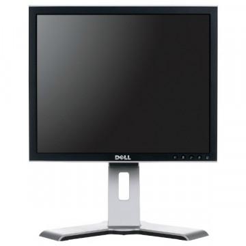 Monitor DELL E1905FP LCD, 19 inch, 5ms, 1280 x 1024, VGA, DVI, USB, 16,7 milioane culori, Second Hand Monitoare Second Hand