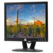 Monitor Dell E173FP, 17 Inch LCD, 1280 x 1024, VGA, Second Hand Monitoare Second Hand