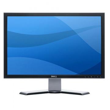 Monitor LED DELL E207WFP, 20 Inch, 1680 x 1050, DVI, Grad A-, Second Hand Monitoare cu Pret Redus