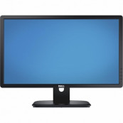 Monitor DELL P2213F, 22 inch, 1680 x 1050, Widescreen, VGA, DVI, USB, LED, Fara picior, Second Hand Monitoare 21 - 22 Inch