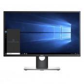 Monitor DELL P2417H, 24 Inch Full HD LED IPS, VGA, DisplayPort, HDMI, USB, Grad A-, Second Hand Monitoare Second Hand