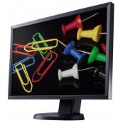 Monitor EIZO FlexScan EV2416W, 24 Inch LED, 1920 x 1200, VGA, DVI, Display Port, USB, Second Hand Monitoare Second Hand