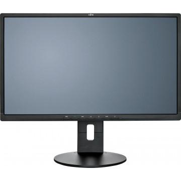Monitor Fujitsu Siemens B24-8, 24 Inch IPS LED, 1920 x 1080, DVI, VGA, HDMI, USB, Boxe integrate, Second Hand Monitoare Second Hand
