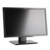 Monitor Fujitsu Siemens B24T-7, 24 Inch Full HD LED, DVI, VGA, Display Port, USB, Fara picior, Second Hand Monitoare cu Pret Redus