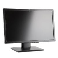 Monitor Fujitsu Siemens B24T-7, 24 Inch Full HD LED, DVI, VGA, Display Port, USB, Negru